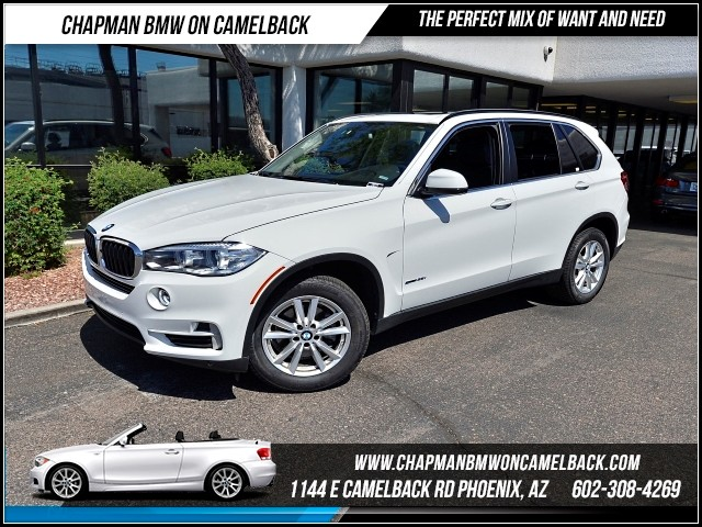 2015 BMW X5 sDrive35i Nav 31999 miles 1144 E Camelback Rd 6023852286Why Buy New Sales Even