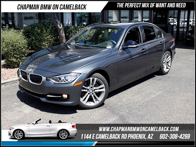 2015 BMW 3-Series Sdn 328i Sport LinePremTechNavDr 14584 miles 1144 E Camelback Rd 602385