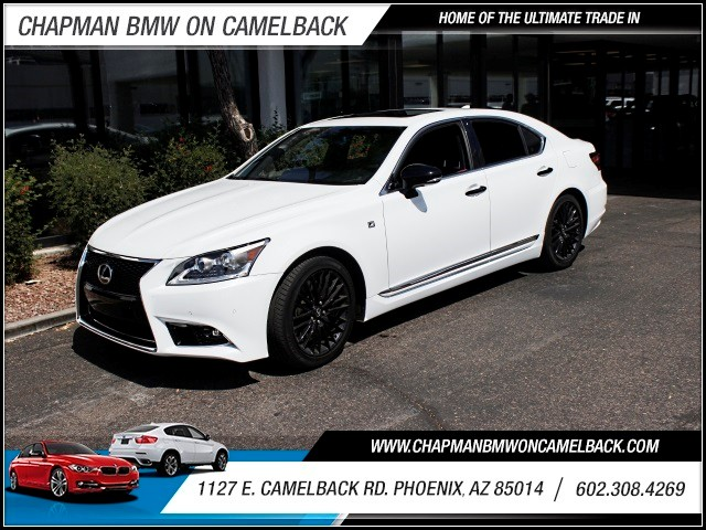2015 Lexus LS 460 Crafted Line 16321 miles 602 385-2286 1127 E Camelback HOME OF THE ULTIMAT
