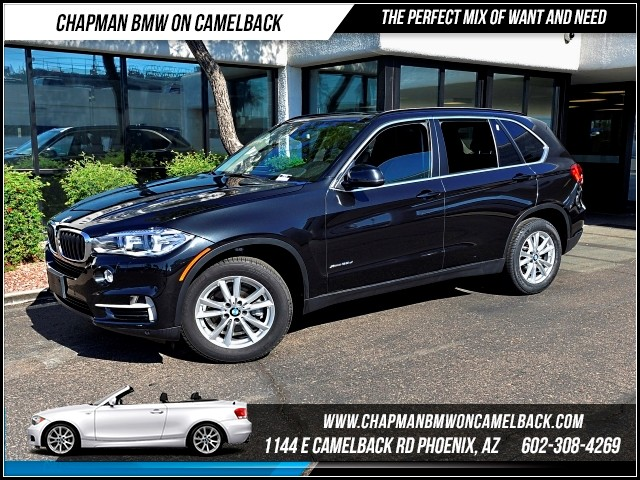 2015 BMW X5 xDrive35d Cold WeatherDrivers A 20914 miles 1144 E Camelback Rd 6023852286Why