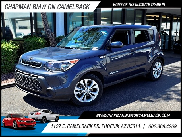 2015 Kia Soul  40567 miles 602 385-2286 1127 E Camelback HOME OF THE ULTIMATE TRADE IN