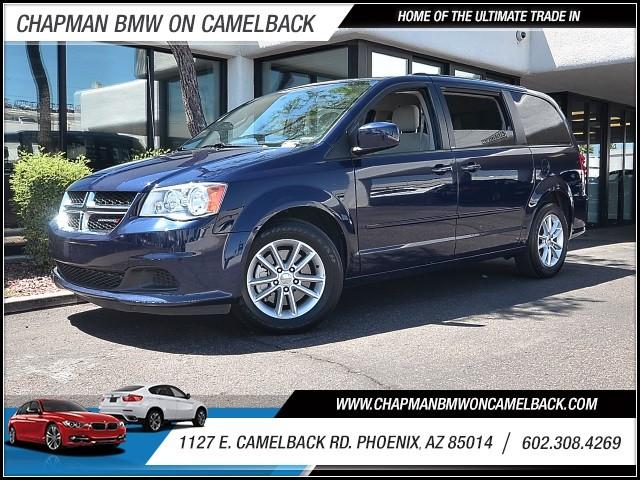 2013 Dodge Grand Caravan SXT 68133 miles 602 385-2286 1127 E Camelback HOME OF THE ULTIMATE