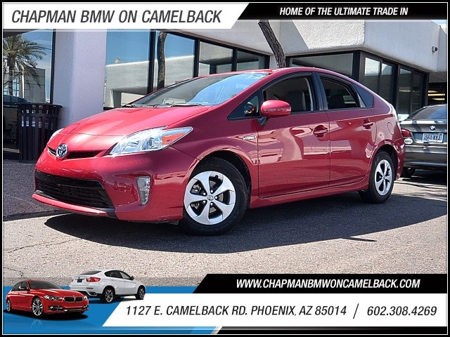 2014 Toyota Prius Three 39763 miles 602 385-2286 1127 E Camelback HOME OF THE ULTIMATE TRADE