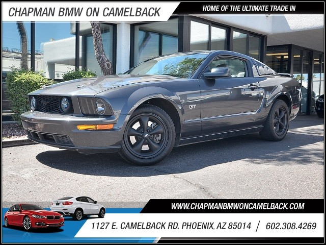 2007 Ford Mustang GT Premium 38765 miles 602 385-2286 1127 E Camelback HOME OF THE ULTIMATE