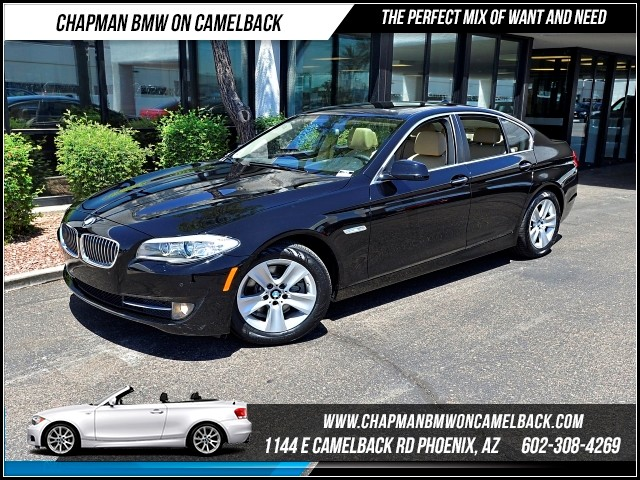 2013 BMW 5-Series 528i 41405 miles 1144 E Camelback Rd 6023852286Why Buy New Sales Event o