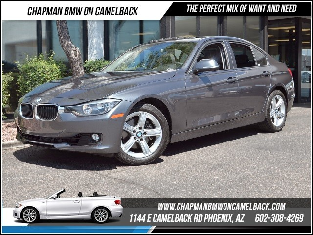 2013 BMW 3-Series Sdn 328i 27545 miles 1144 E Camelback Rd 6023852286Why Buy New Sales Eve