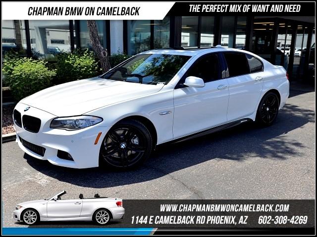 2013 BMW 5-Series 535i MsptPremDriver AssistLux 30481 miles 1144 E Camelback Rd 602385228