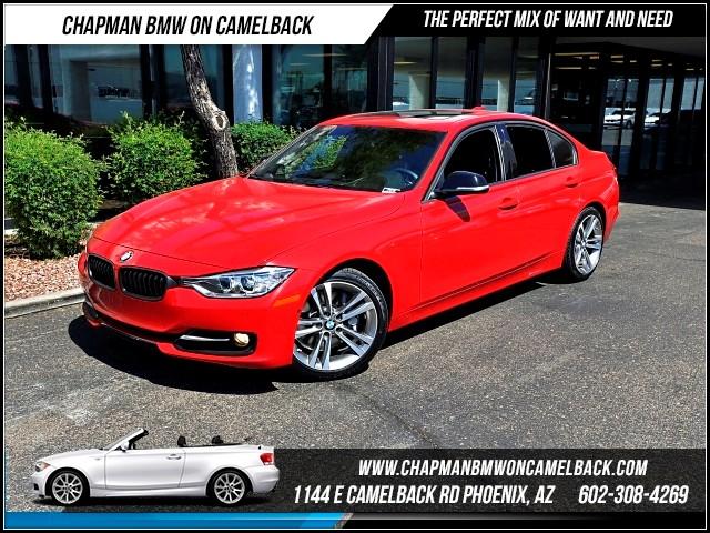 2013 BMW 3-Series Sdn 335i Sport LinePremTech Pkg Na 32440 miles 1144 E Camelback Rd 602385