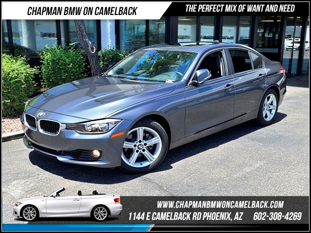 2013 BMW 3-Series Sdn 328i Prem Pkg 34895 miles 1144 E Camelback Rd 6023852286Why Buy New