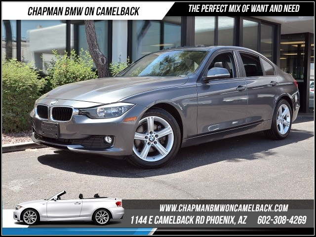 2013 BMW 3-Series Sdn 320i 29109 miles 1144 E Camelback Rd 6023852286Why Buy New Sales Eve