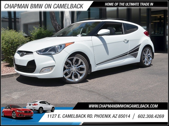 2013 Hyundai Veloster 22139 miles 602 385-2286 1127 E Camelback HOME OF THE ULTIMATE TRADE I