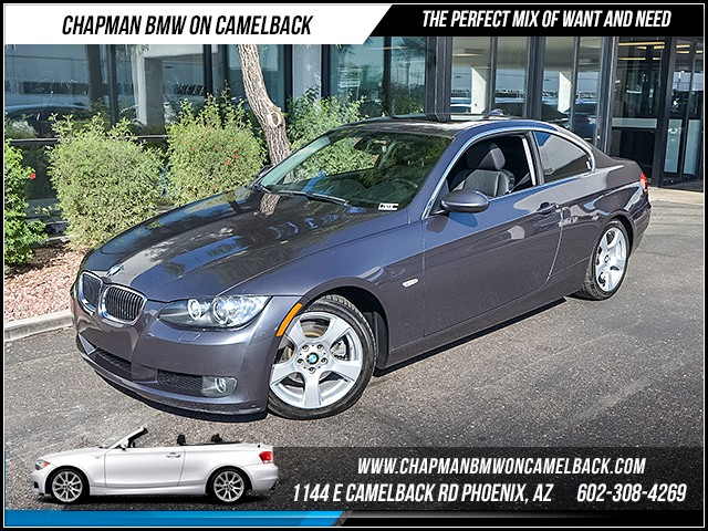 2008 BMW 3-Series Cpe 328i 76142 miles 602385228612th St and Camelback Chapman BMW on Came