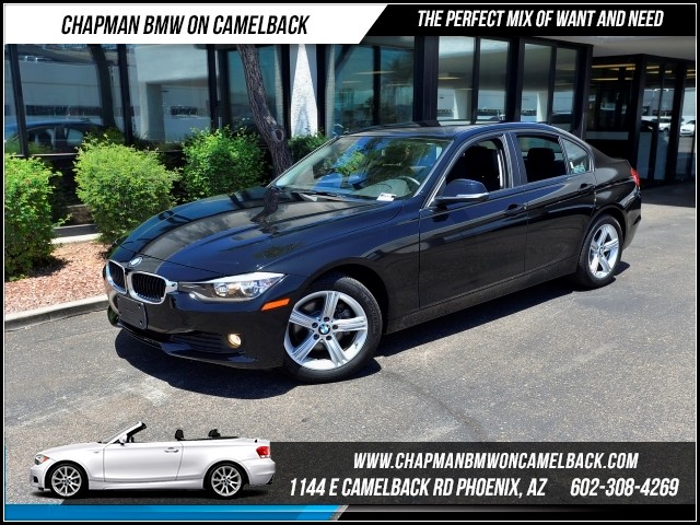 2015 BMW 3-Series Sdn 320i 15918 miles 1144 E Camelback Rd 6023852286Why Buy New Sales Eve