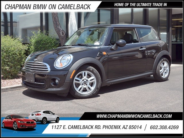 2013 MINI Hardtop Cooper 33332 miles Wireless data link Bluetooth Phone hands free Cruise contr