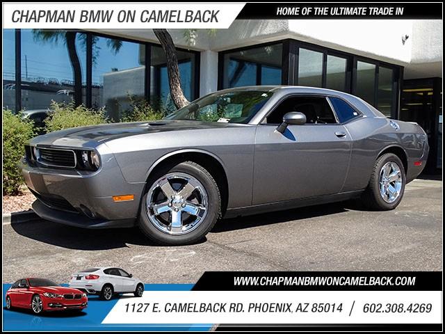 2011 Dodge Challenger SE 48874 miles 60238522861127 E Camelback Rd Chapman Value center on