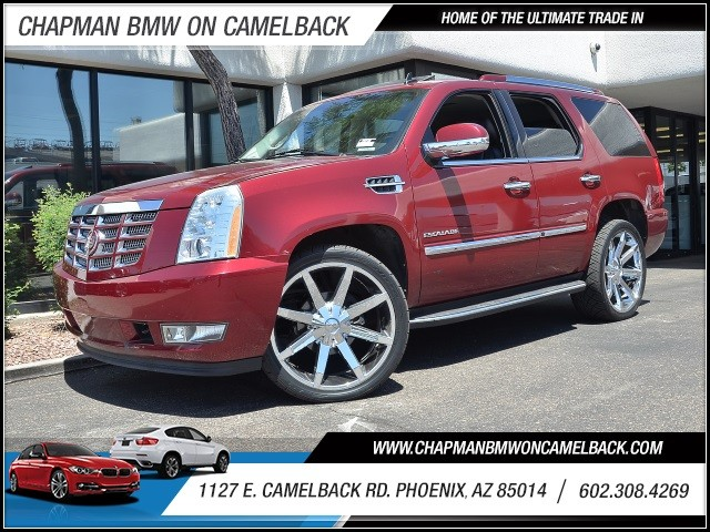 2010 Cadillac Escalade 68341 miles 602 385-2286 1127 E Camelback HOME OF THE ULTIMATE TRADE