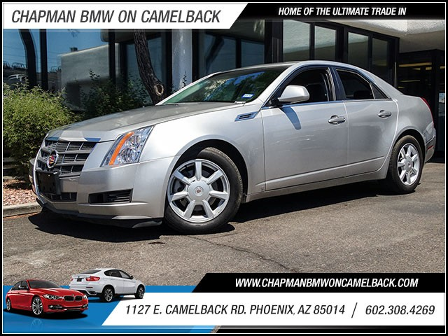 2008 Cadillac CTS 36L V6 62232 miles Satellite communications OnStar Cruise control Anti-theft