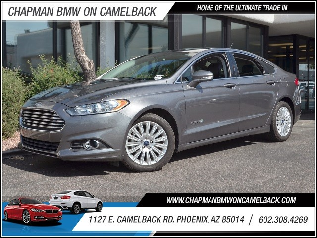 2013 Ford Fusion Hybrid SE 96401 miles 602 385-2286 1127 E Camelback HOME OF THE ULTIMATE TR