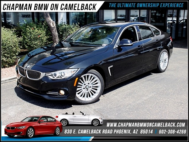 2016 BMW 4-Series 428i Gran Coupe LuxPremDriver 12666 miles 1144 E Camelback Rd 6023852286