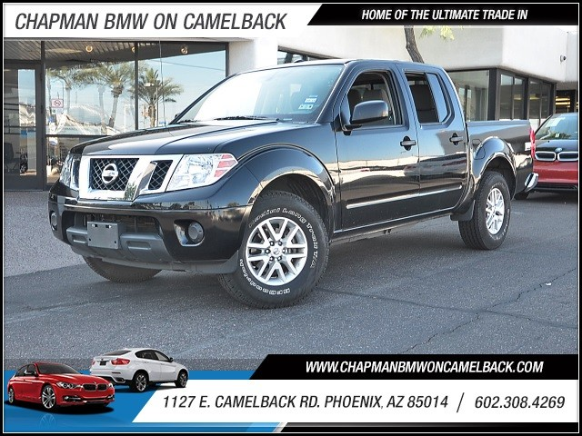 2015 Nissan Frontier SV Crew Cab 27066 miles 602 385-2286 1127 E Camelback HOME OF THE ULTIM
