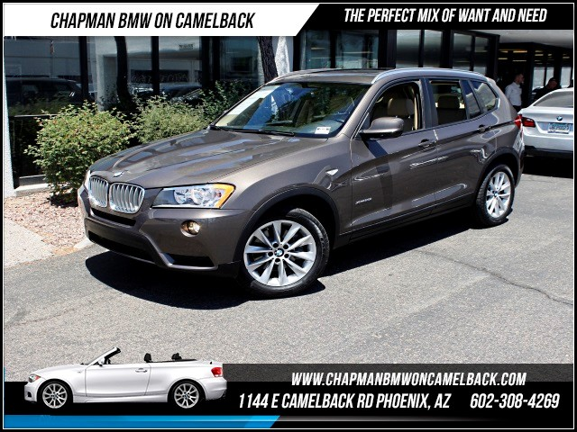 2014 BMW X3 xDrive28i 40360 miles 1144 E Camelback Rd 6023852286Drive for a cure Event onl