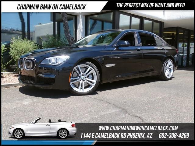 2013 BMW 7-Series 750Li Mspt Nav 9661 miles 1144 E Camelback Rd 6023852286Drive for a cure