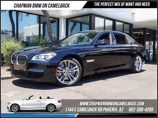 2013 BMW 7-Series 750Li MsptExecNavDriver Assis 32515 miles 1144 E Camelback Rd 602385228