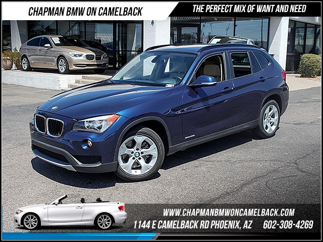 2014 BMW X1 sDrive28i 35260 miles Certified Black Friday Sales Event Exclusively at 1144 E Camel