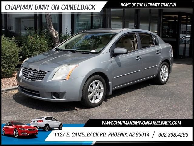 2007 Nissan Sentra 20 S 80189 miles 602 385-2286 1127 E Camelback HOME OF THE ULTIMATE TRAD
