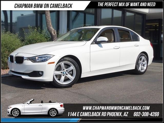 2013 BMW 3-Series Sdn 320i Prem Pkg 33031 miles 1144 E Camelback Rd 6023852286Drive for a