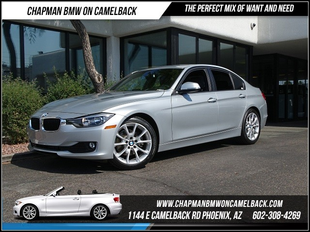 2013 BMW 3-Series Sdn 320i Spt Pkg 20996 miles 1144 E Camelback Rd 6023852286Drive for a c