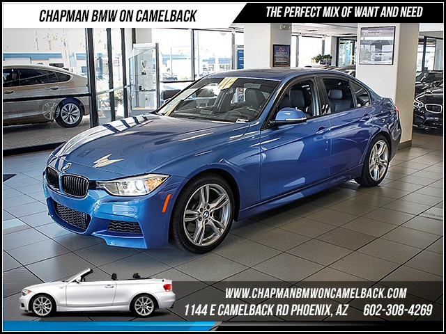 2013 BMW 3-Series Sdn 328i Mspt Prem 29756 miles 1144 E Camelback Rd 6023852286Drive for a