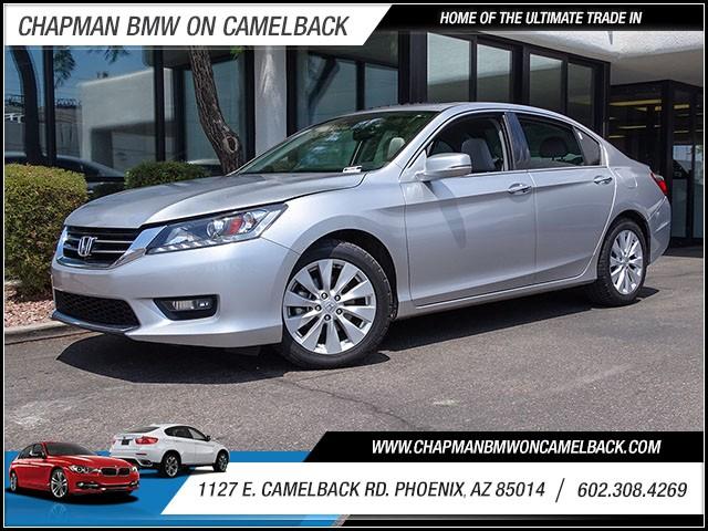 2014 Honda Accord EX-L V6 wNavi 60971 miles 60238522861127 E Camelback Rd Chapman Value ce