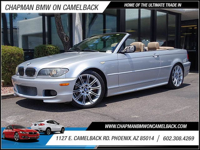2004 BMW 3-Series 330Ci 70100 miles High Performance Sport Package Harmon Kardon Premium Sound S