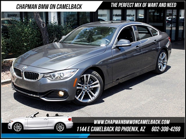 2016 BMW 4-Series 428i Gran Coupe 8201 miles Sport Package Driver Assistance Package Premium Pa