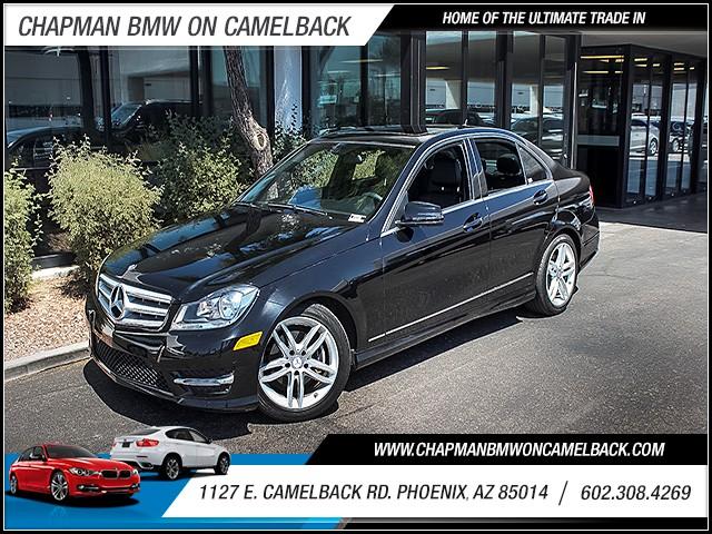 2013 Mercedes C-Class C250 Luxury 26774 miles 60238522861127 E Camelback Rd Chapman Value c