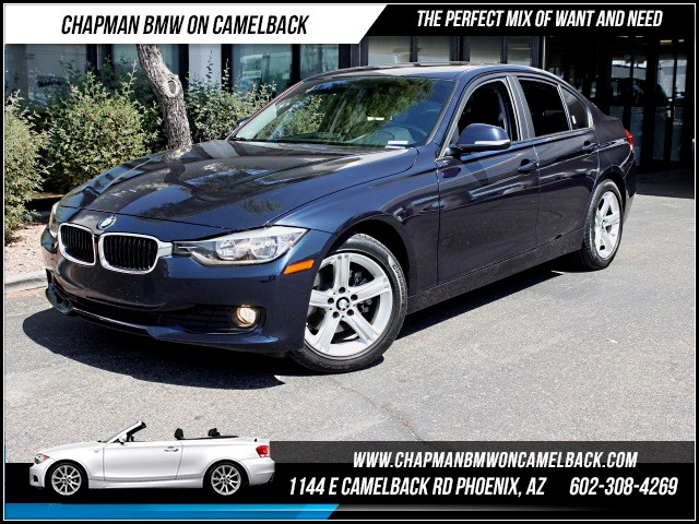 2014 BMW 3-Series Sdn 320i 37691 miles 1144 E Camelback RdYES it is possible to own a BMW for l
