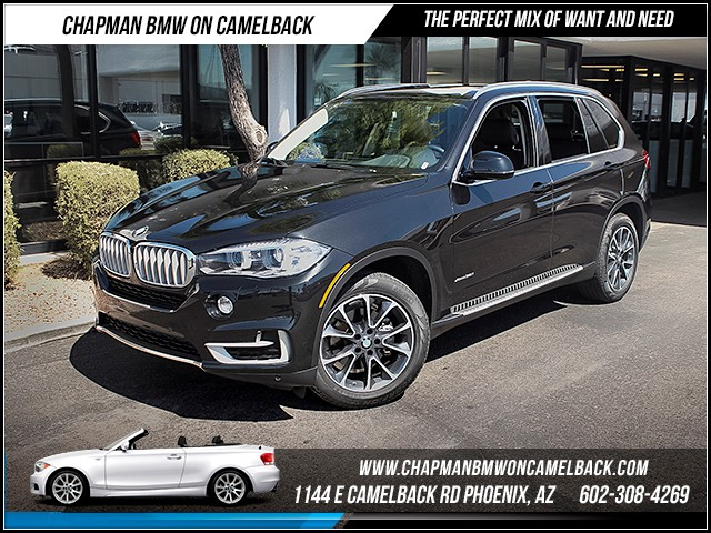 2016 BMW X5 xDrive35i 11628 miles xLine Cold Weather Package Driver Assistance Package Premium