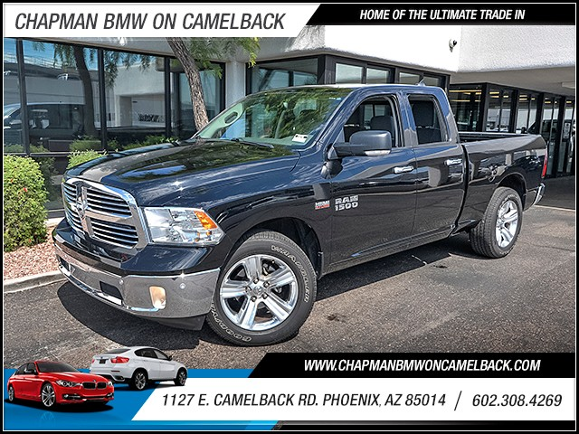 2014 Ram 1500 Big Horn Extended Cab 14106 miles 60238522861127 E Camelback Rd Chapman Value