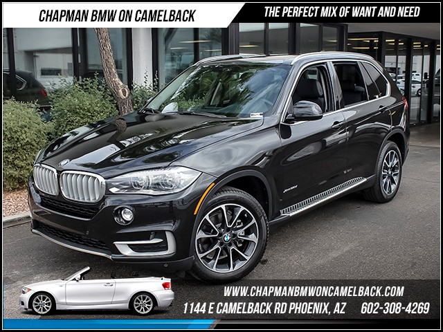2015 BMW X5 xDrive35d 3017 miles xLine Lighting Package Premium Package Heated front seats 3r