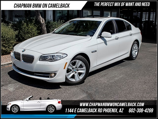 2013 BMW 5-Series 528i 31320 miles 1144 E Camelback Rd 6023852286Drive for a cure Event on