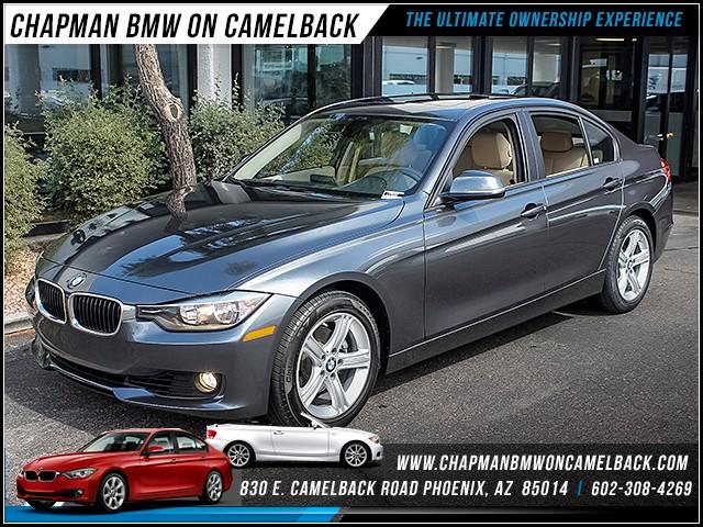 2013 BMW 3-Series Sdn 328i Prem Pkg 30367 miles 1144 E Camelback Rd 6023852286Drive for a