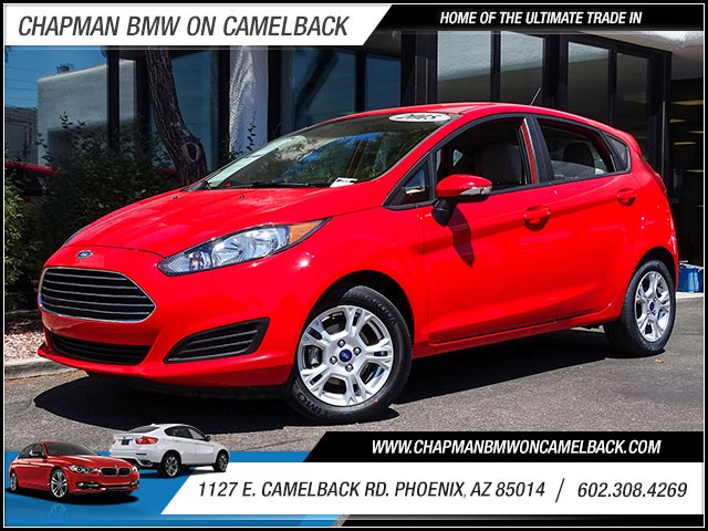 2015 Ford Fiesta SE 39885 miles Phone voice activated Wireless data link Bluetooth Electronic m