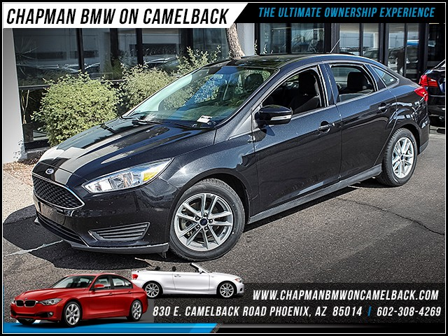 2015 Ford Focus SE 41980 miles Wireless data link Bluetooth Cruise control 2-stage unlocking do