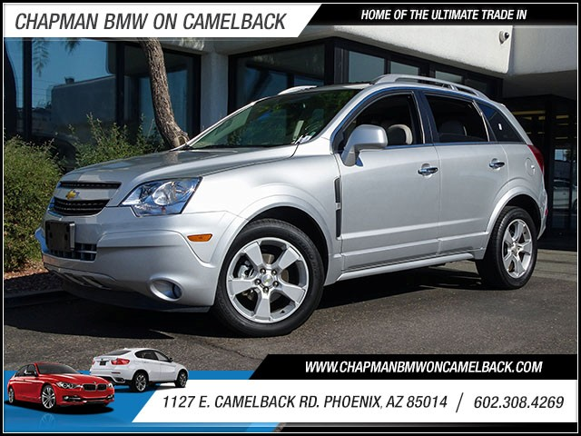 2014 Chevrolet Captiva Sport LTZ 29486 miles Satellite communications OnStar Wireless data link