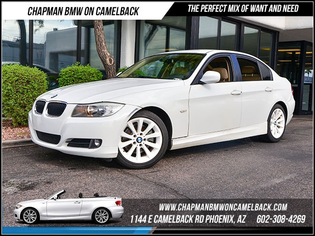 2011 BMW 3-Series Sdn 328i 65929 miles 602 385-2286 1127 E Camelback HOME OF THE ULTIMATE TR