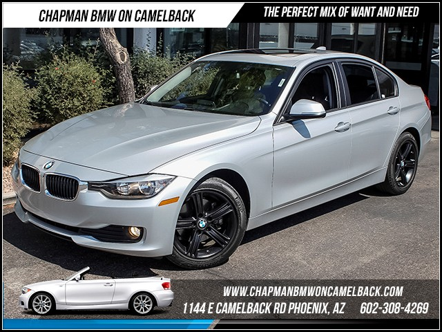 2013 BMW 3-Series Sdn 320i 24741 miles 1144 E Camelback Rd 6023852286Drive for a cure Even
