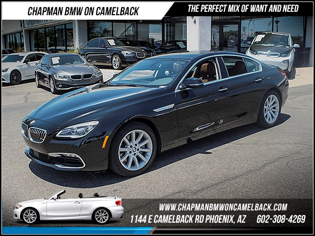 2016 BMW 6-Series 640i Gran Coupe 11214 miles 1144 E Camelback Rd 6023852286Drive for a cu