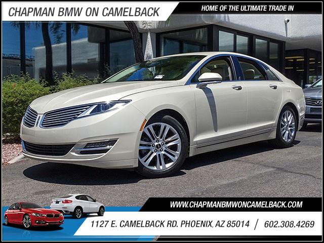 2015 Lincoln MKZ 17717 miles 60238522861127 E Camelback Rd Chapman Value center on Camelbac