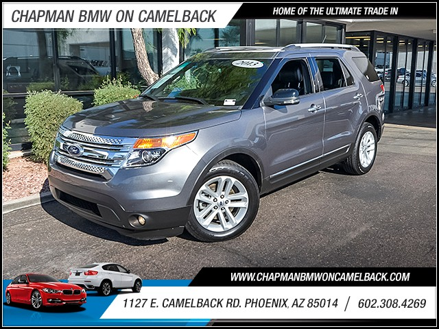 2013 Ford Explorer XLT 73481 miles 60238522861127 E Camelback Rd Chapman Value center on Ca